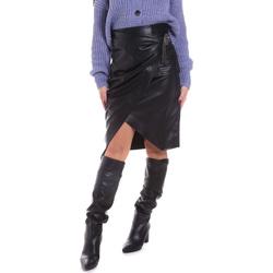 tekstylia Damskie Spódnice Gaudi 021FD78002 Czarny