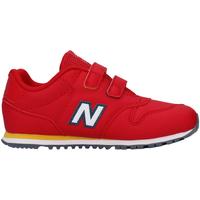 Buty Dziecko Trampki niskie New Balance NBIV500RRY Czerwony