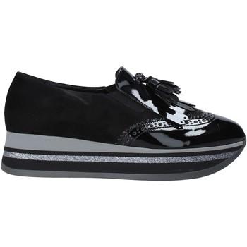 Buty Damskie Mokasyny Grace Shoes GLAM004 Czarny