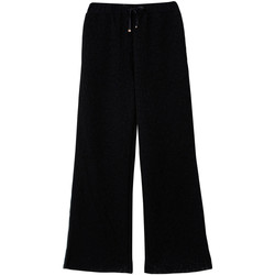 tekstylia Damskie Spodnie Liu Jo TF0168 J6087 Czarny