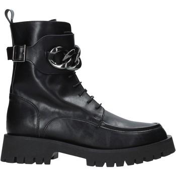 Buty Damskie Buty za kostkę Grace Shoes 631007 Czarny