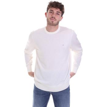 tekstylia Męskie Swetry Calvin Klein Jeans K10K102727 Biały
