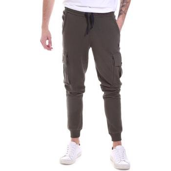 tekstylia Męskie Spodnie dresowe U.S Polo Assn. 50455 51907 Zielony