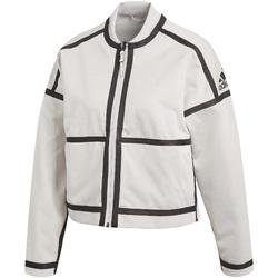 tekstylia Damskie Bluzy dresowe adidas Originals CF1465 Biały