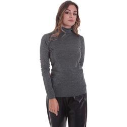 tekstylia Damskie Swetry Liu Jo WF0069 J4030 Szary