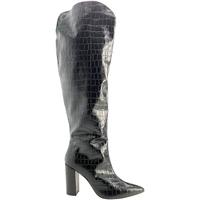 Buty Damskie Kozaki Grace Shoes 724014 Czarny