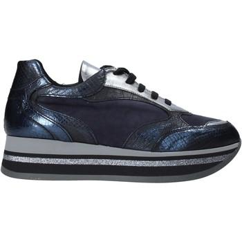Buty Damskie Trampki Grace Shoes GLAM001 Niebieski