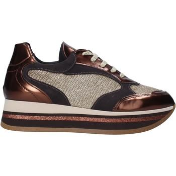 Buty Damskie Trampki niskie Grace Shoes GLAM001 Brązowy