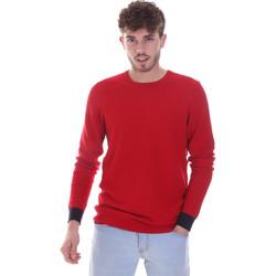 tekstylia Męskie Swetry Gaudi 021GU53006 Czerwony