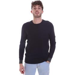 tekstylia Męskie Swetry Gaudi 021GU53006 Niebieski