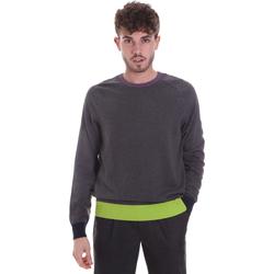 tekstylia Męskie Swetry Gaudi 021GU53065 Szary