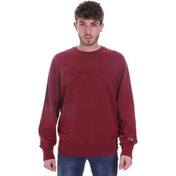 tekstylia Męskie Bluzy Champion 215207 Czerwony