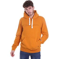 tekstylia Męskie Bluzy Champion 215206 Pomarańczowy