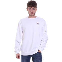 tekstylia Męskie Bluzy Fila 687457 Biały