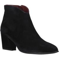 Buty Damskie Botki Bueno Shoes 20WR5102 Czarny