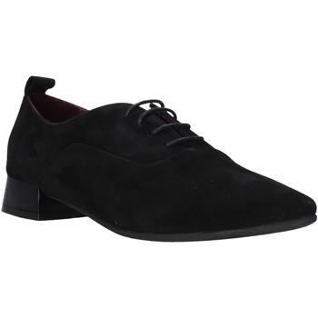 Buty Damskie Derby Bueno Shoes 20WR3003 Czarny