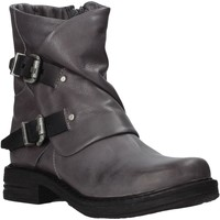 Buty Damskie Botki Bueno Shoes 8K3502 Szary