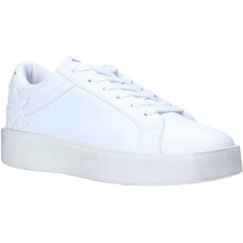 Buty Damskie Trampki niskie Shop Art SA030060 Biały