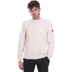 tekstylia Męskie Swetry Navigare NV10325 30 Biały