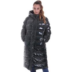 tekstylia Damskie Kurtki pikowane Refrigiwear RW0W11300NY0187 Zielony