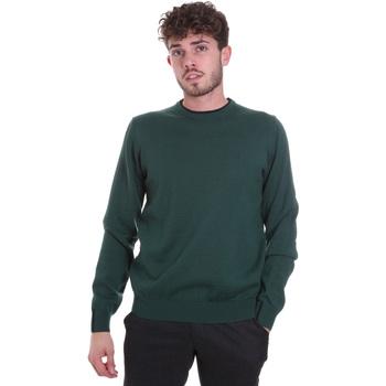 tekstylia Męskie Swetry Navigare NV10217 30 Zielony