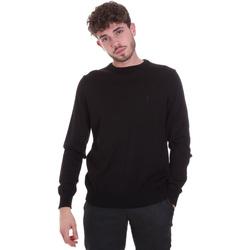 tekstylia Męskie Swetry Navigare NV11006 30 Czarny
