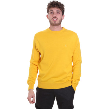 tekstylia Męskie Swetry Navigare NV11006 30 Żółty