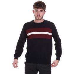 tekstylia Męskie Swetry Navigare NV10306 30 Niebieski