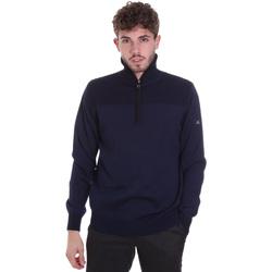 tekstylia Męskie Swetry Navigare NV10291 51 Niebieski