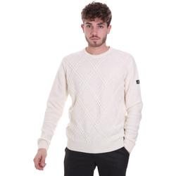 tekstylia Męskie Swetry Navigare NV10303 30 Biały