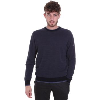 tekstylia Męskie Swetry Navigare NV10219 30 Niebieski