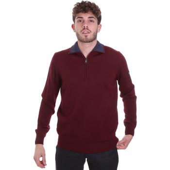tekstylia Męskie Swetry Navigare NV12006 51 Czerwony