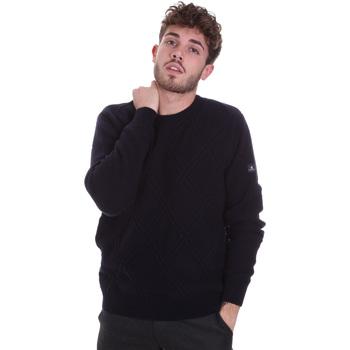 tekstylia Męskie Swetry Navigare NV10303 30 Niebieski
