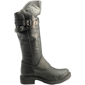 Buty Damskie Buty za kostkę Bueno Shoes 8M1107 Czarny