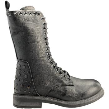Buty Damskie Buty za kostkę Bueno Shoes 9M1702 Czarny