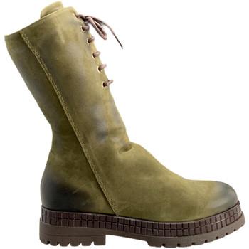 Buty Damskie Buty za kostkę Bueno Shoes 20WM3006 Zielony