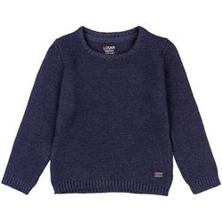 tekstylia Dziecko Swetry Losan 025-5652AL Niebieski