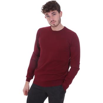 tekstylia Męskie Swetry Sseinse MI1670SS Czerwony