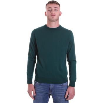 tekstylia Męskie Swetry Navigare NV11006 30 Zielony