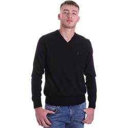 tekstylia Męskie Swetry Navigare NV11006 20 Niebieski