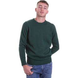tekstylia Męskie Swetry Navigare NV12002 30 Zielony