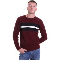 tekstylia Męskie Swetry Navigare NV10306 30 Czerwony