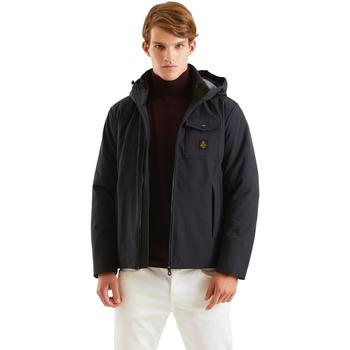 tekstylia Męskie Kurtki ocieplane Refrigiwear RM0G11600XT2429 Niebieski
