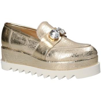 Buty Damskie Mokasyny Grace Shoes 1312 Żółty