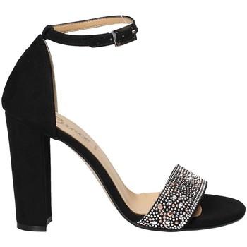 Buty Damskie Sandały Grace Shoes 1388 Czarny