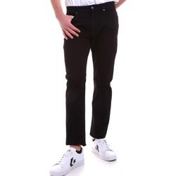 tekstylia Męskie Spodnie z pięcioma kieszeniami Navigare NV53095 Czarny