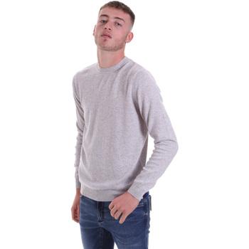 tekstylia Męskie Swetry Antony Morato MMSW01125 YA400131 Szary