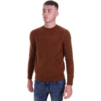 tekstylia Męskie Swetry Antony Morato MMSW01107 YA500063 Brązowy