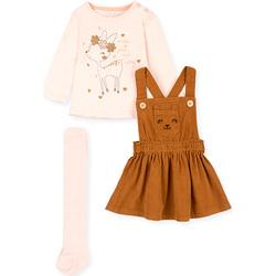 tekstylia Dziewczynka Komplet Losan 028-8005AL Różowy