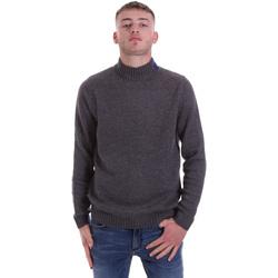 tekstylia Męskie Swetry Antony Morato MMSW01138 YA400133 Szary